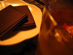 Whisky und Schokolade © Flickr/ yoppy