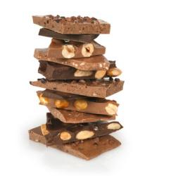 Schokoladiger Turm