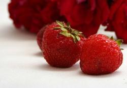 Romantische Erdbeeren © Flickr/ lepiaf.geo