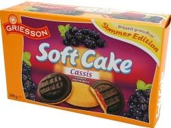 Griesson Soft Cake Cassis