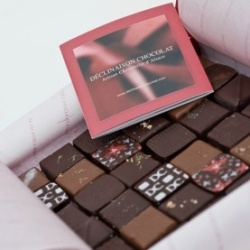 Leckere Trüffelauswahl © Déclinaison Chocolat