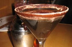 Schoko-Martini © Flickr/ freakapotimus