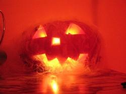 Halloween Süßes sonst gibts Saures