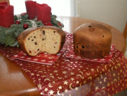 Panettone  Weihnachten Auf Italienisch  Lieblingsschokolade