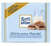 Ritter Sport Milchcreme Mandel Sorte des Jahres 2010