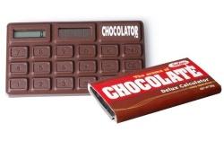 Schokolade Taschenrechner