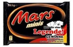 """Mars """"Hol dir eine Legende"""" Fußball"""