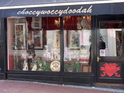 Choccywoccydoodah. Foto: nshepheard/Flickr