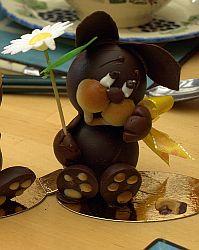 Schoko Hase. Foto: Flickr/sjdunphy