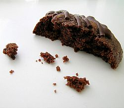 Schoko-Cookie. Foto: Flickr/jamieanne