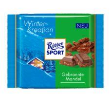 Ritter Sport Gebrannte Mandeln