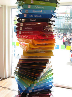 Ritter Sport  Flickr / Eichental