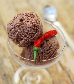 Schokoladeneis © Flickr /  kochtopf
