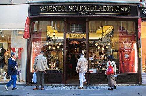 Wiener Schokoladenkönig © Flickr /  dicktay2000